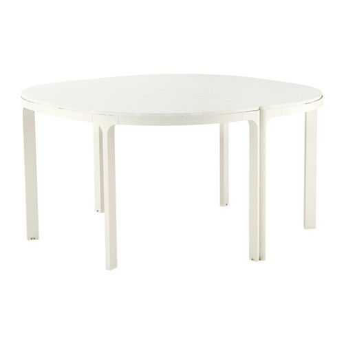 BEKANT Mesa de reuniones - blanco - IKEA