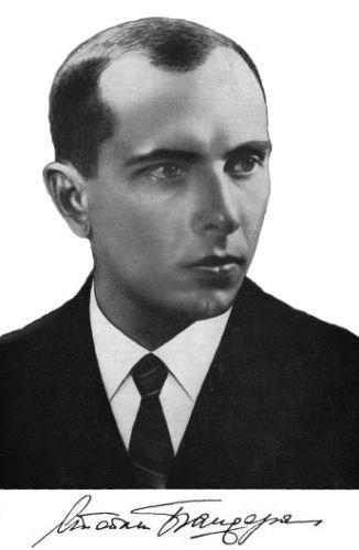Stepan Bandera (Ukrainian national hero)