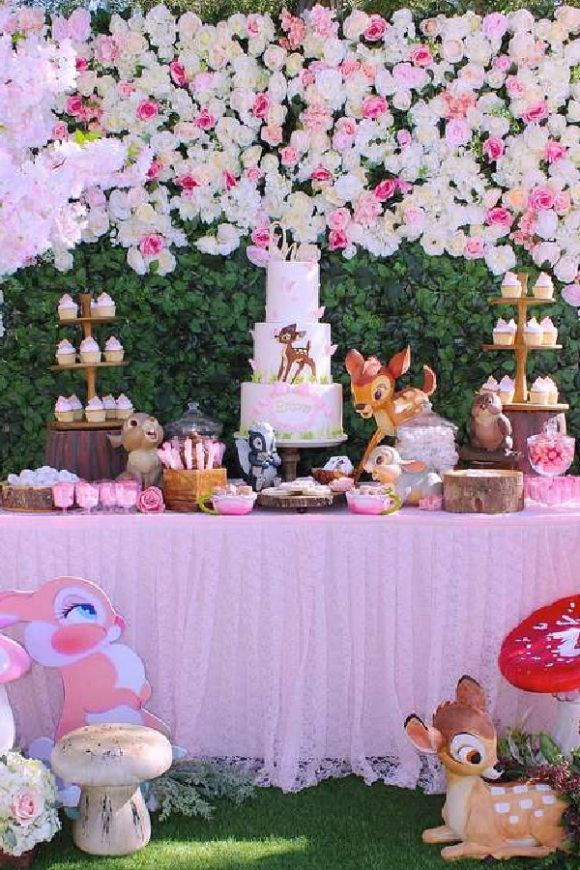 36 Most Popular Girl 1st Birthday Themes In 2021 1st Birthday Party For Girls Girl Birthday Decorations 1st Birthday Themes