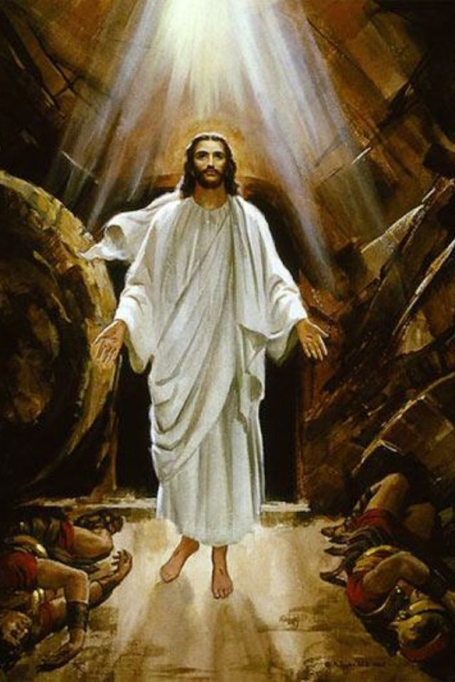 Jesus The Resurrection and the Life