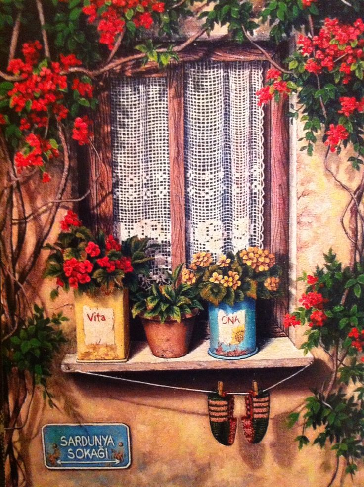 Best 25 oil painting flowers ideas on pinterest oleo for Oil paintings of houses