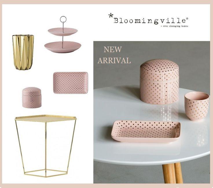 SCANDICHIC w Sweet Living, czyli nowości od Bloomingville. Elegancki rose quartz ze złotem, lubimy to połączenie kolorów, a Wam jak się podoba? Możecie sprawdzić w weekend, w sobotę lub niedzielę, w godz.: 11.00 - 18.00. Zakupy on-line: www.sweetliving.pl  #scandichic #bloomingville #rosequartz #gold #meble #dodatki #akcesoriakuchenne #sweetliving #inspirations #scandinavian