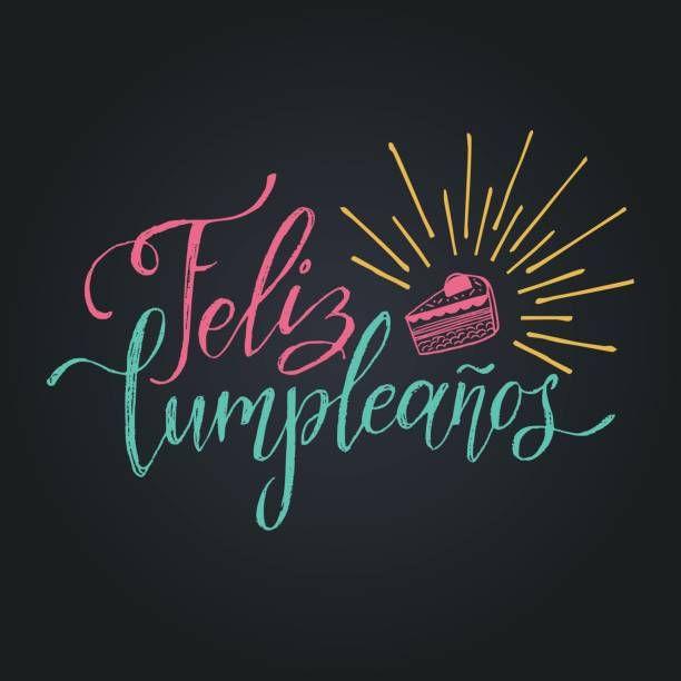 Banco De Fotos E Imágenes De Stock Istock Carteles De Feliz Cumple Feliz Cumpleaños Letra Cartel Feliz Cumpleaños