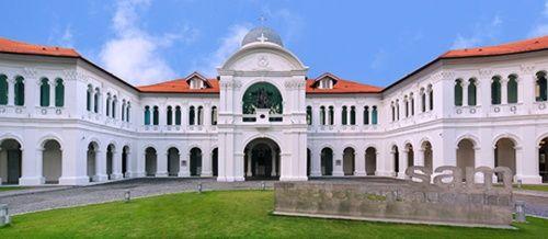 Top 5 Museums of Singapore – Singapore Art, Peranakan, National, Asian Civilization and Philatelic