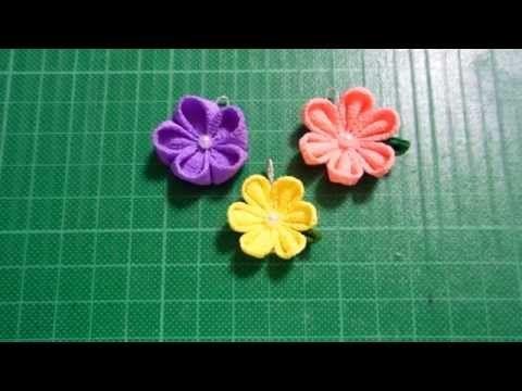 江戸時代から続く伝統工芸「つまみ細工」でアクセサリーを作ろう!   Handful