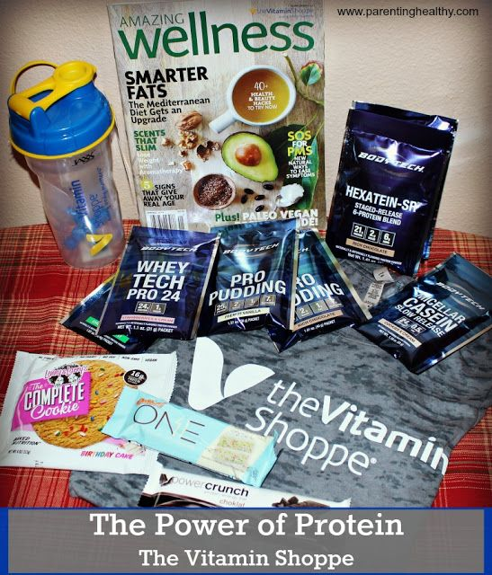 """Healthy Living: The Vitamin Shoppe Power of Protein Promotion"""