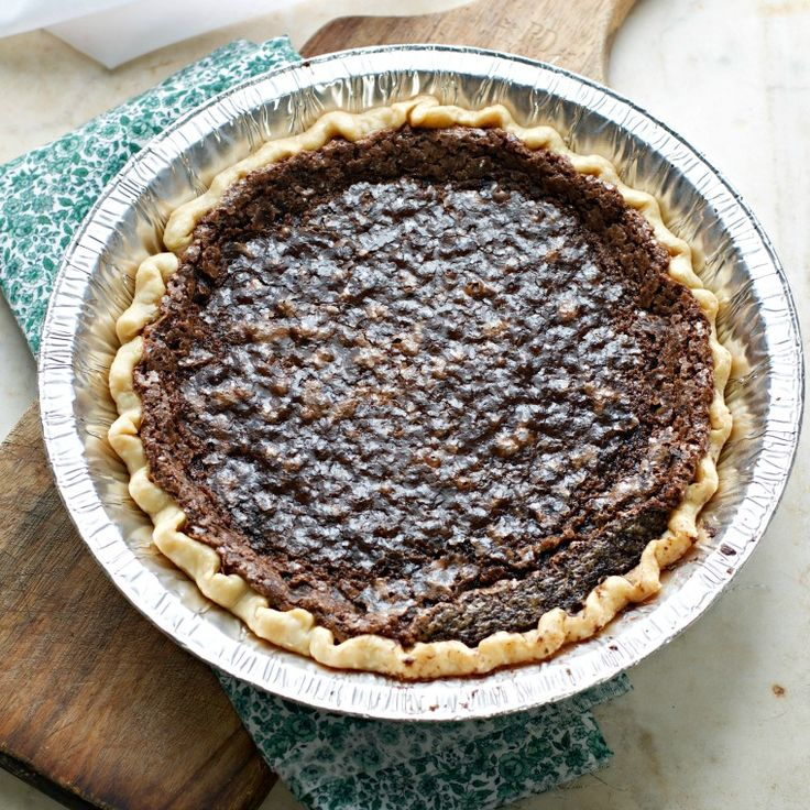 This Recipe For Chocolate Chess Pie Is A Easy Simple Old