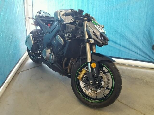 sneakers for cheap acde0 7f72f Salvage 2014 Kawasaki Zr1000 G | Salvage Motorcycle Auction ...