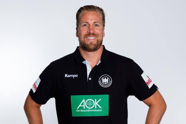 """Handball WM 2017: DHB-Team-Manager Oliver Roggisch """"Jungs sind auf gutem Weg"""". Handball WM 2017 Frankreich: Auf einer Pressekonferenz der deutsch ..."""