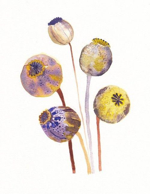 Poppy Pods. Michelle, Salem, MA. via Etsy.