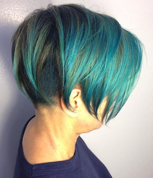 pixie style hair cuts best 25 undercut ideas on hair 2550