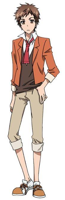 Махиру Сирота - персонаж аниме