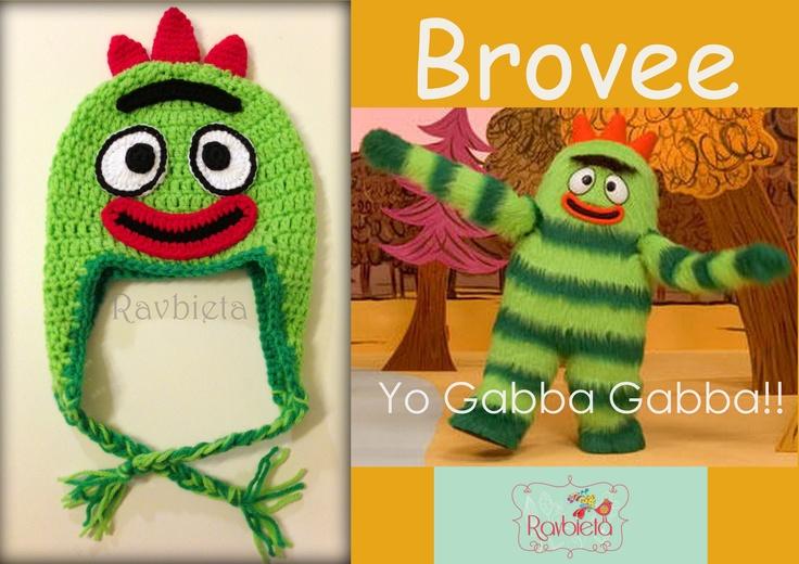 Gorros tejidos a crochet imitando personajes muy conocidos ...
