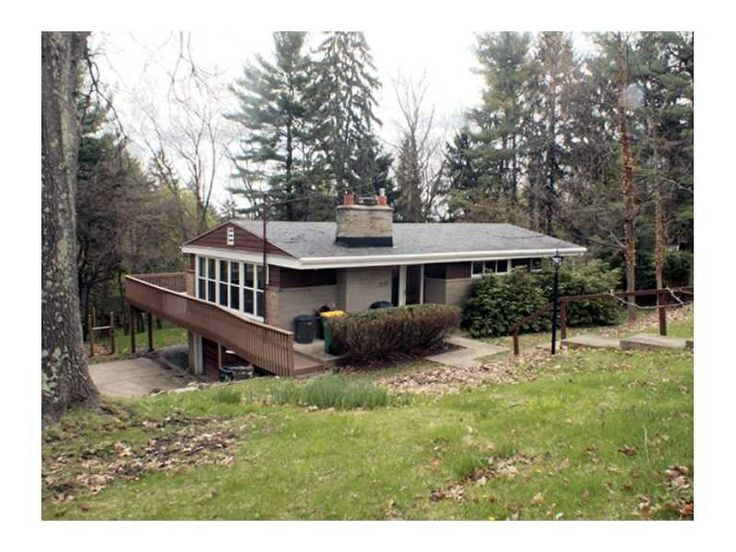 709 Woodland, Bradford Woods, PA 15015 — Huge wrap around deck,shed,new furnace and air,new windows,new paint AHS Warranty one acre settingFor Free sameday mortgage pre-approval call 888-367-6921