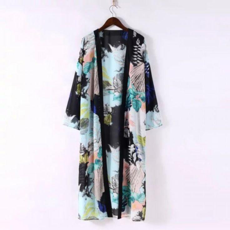 Dusk Kimono
