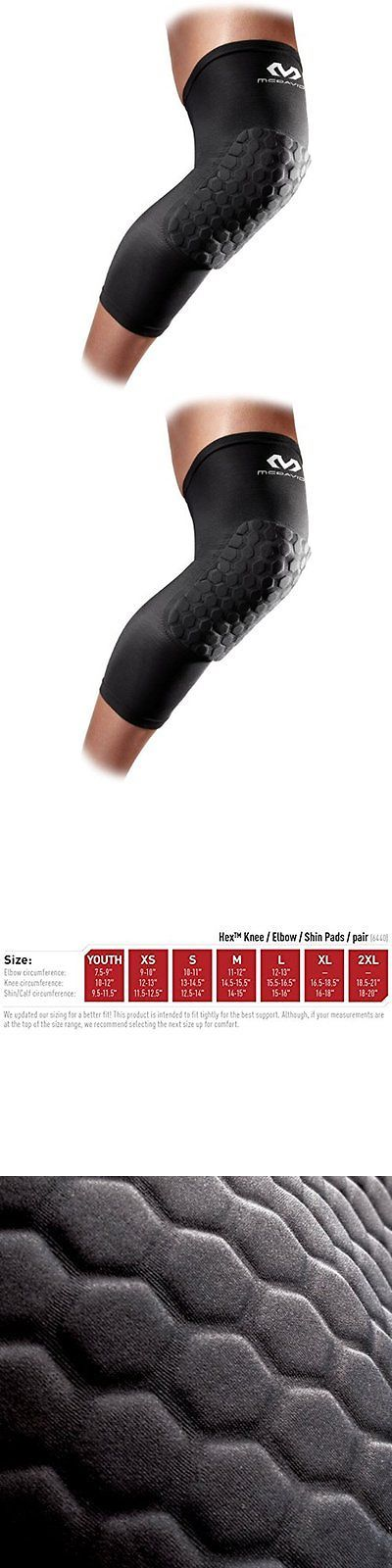 Protective Gear 158969: Mcdavid 6446 Sports Fitness Features Extended Compression Leg Sleeve With Hexpad -> BUY IT NOW ONLY: $38.87 on eBay!