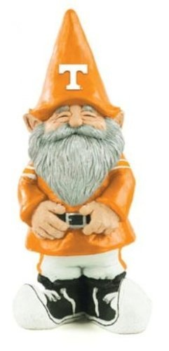 Ncaa tennessee volunteers garden gnome by evergreen http www amazon