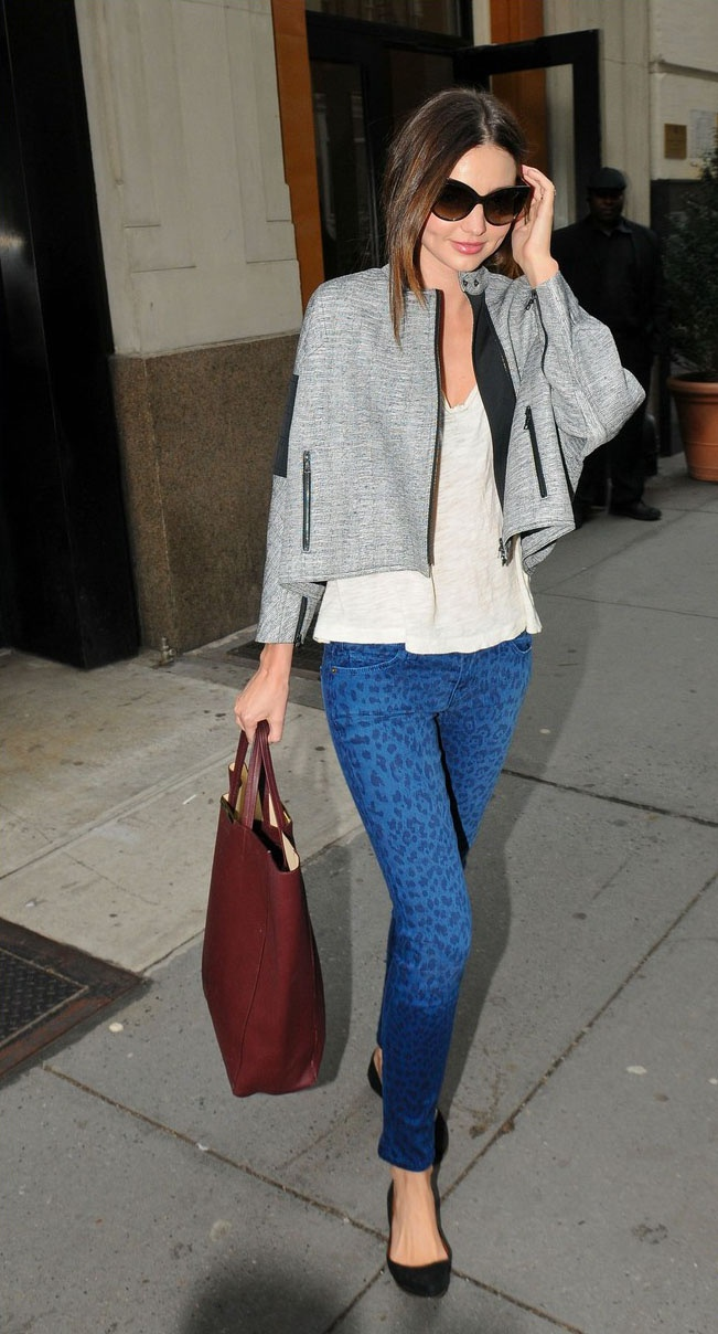 27 Best Miranda Kerr Street Style Images On Pinterest