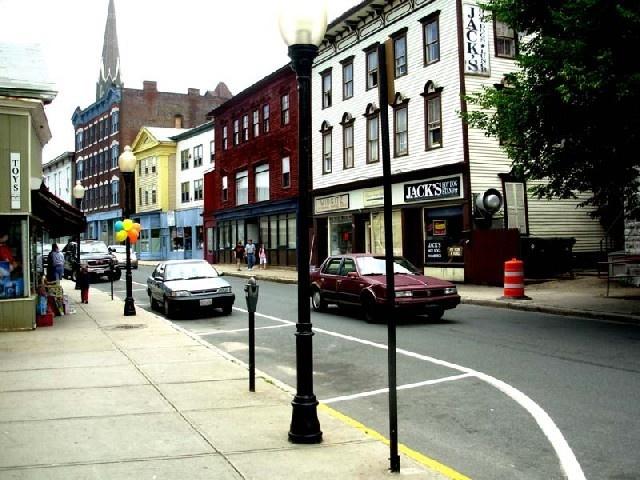Eagle Street in North Adams.