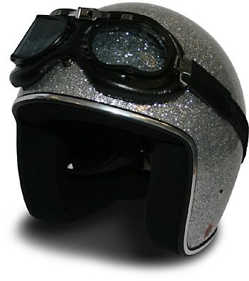 For now, I ride on the back, BUT WHEN I GET MY OWN SCOOTER…**LOOK OUT*** Glitter motorcycle helmet---I think I will just buy bike accessories and wear them around... that is until I get a motorcycle... or not, i don't care