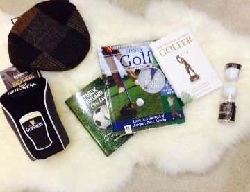 Great gift idea for golf lovers this Father's Day. Available in store ♥
