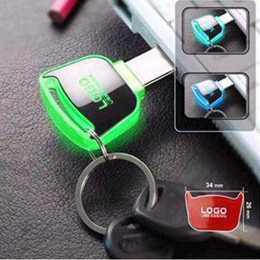 ES-U106 Key Shape Light Up USB Drive
