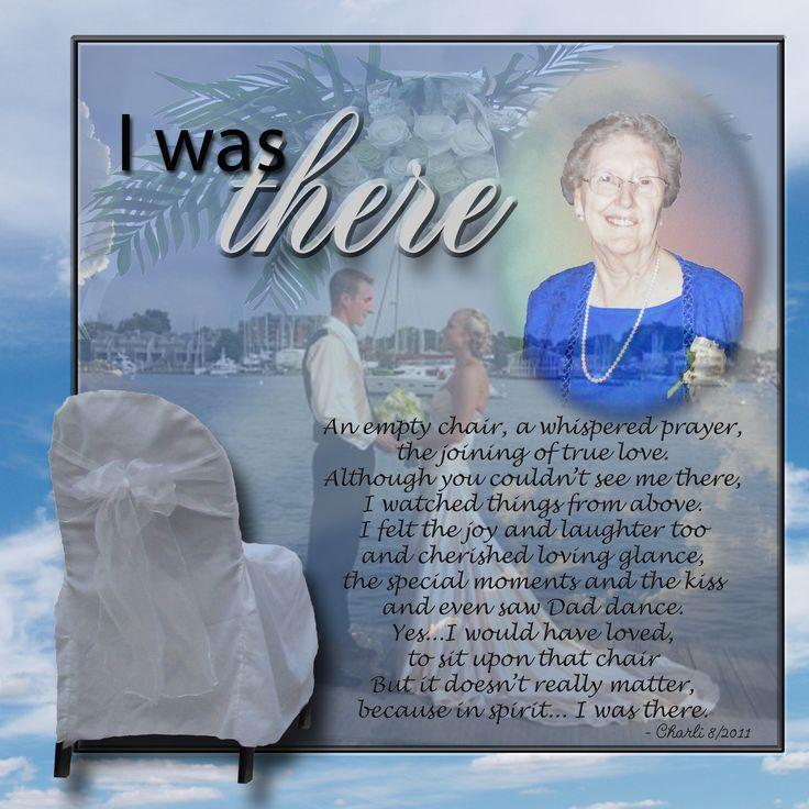 Write a memory of memorial website