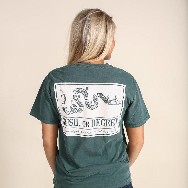 Rush tshirt design lovethelab for Greek life shirt designs