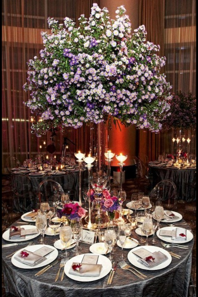 Imagine an event setup like this! by: Teresa Patti