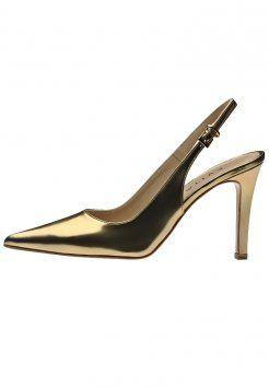 Evita Shoes - High Heel Pumps - gold