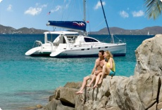 Sailboat rental in the Caribbean and more from The Moorings