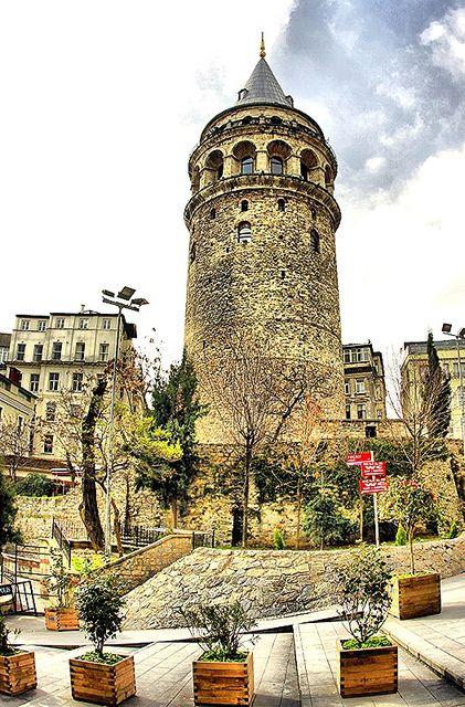 İstanbul - Galata Tower