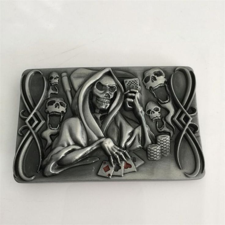 Hot new item just added today New Style Rectang.... Click here http://everythingskull.com/products/new-style-rectangle-3d-silver-skull-men-belt-buckle?utm_campaign=social_autopilot&utm_source=pin&utm_medium=pin take a closer look.