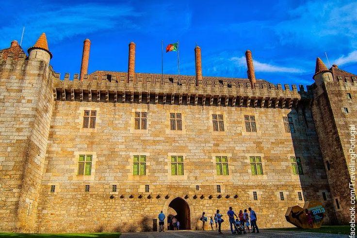 Paço dos Duques de Bragança Fotos de Guimarães | Turismo en Portugal