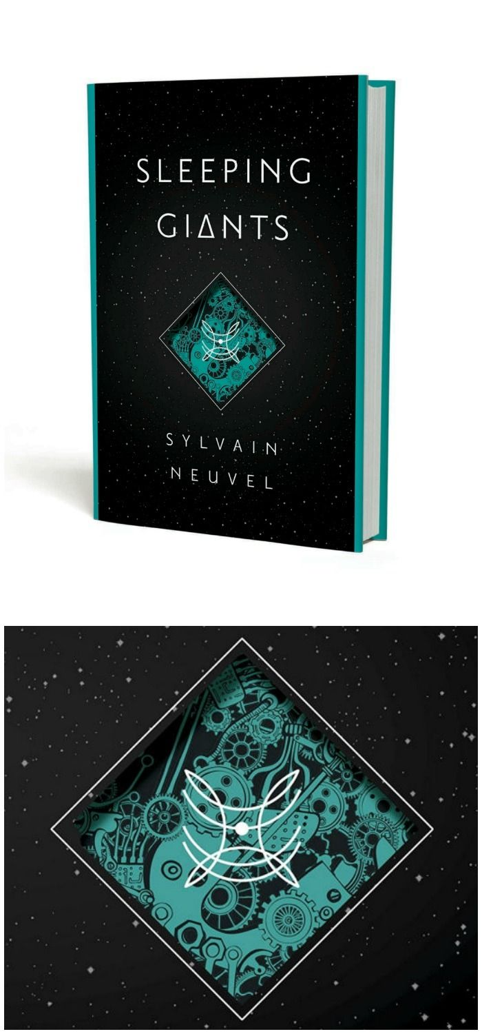 My Review Of Sylvain Neuvel's Sleeping Giants  A Scifi Thriller So Good  That Even This