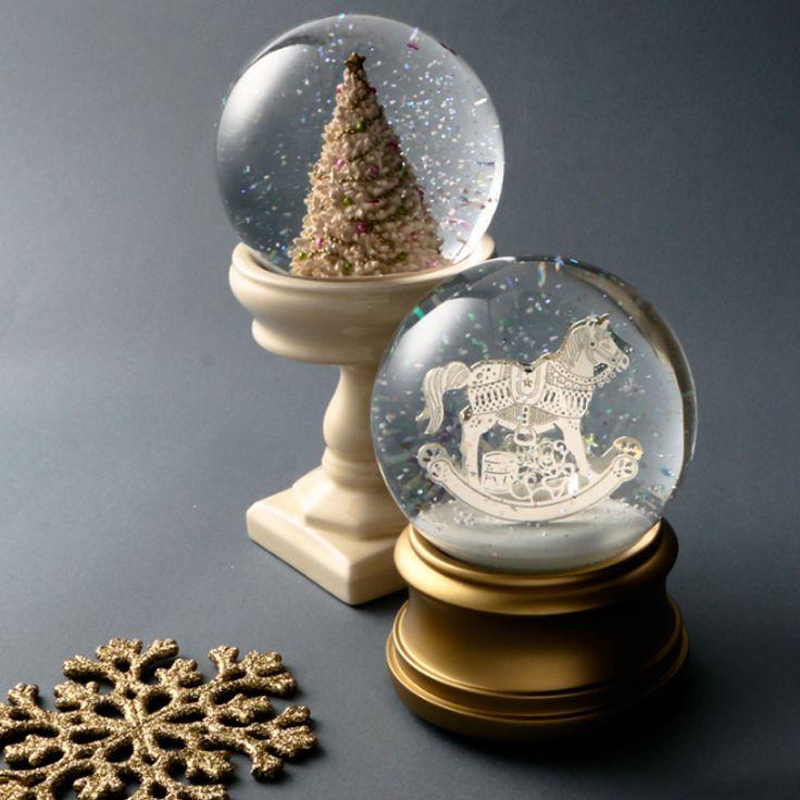 Francfranc 2014CHRISTMAS~クリスマスデコレーション「スノードーム」                                                                                                                                                                                 もっと見る