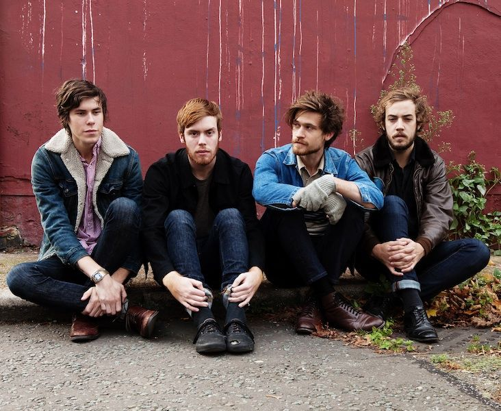 Wild Nothing. The best band ever. God I love their album Nocturne. It has such an 80's feel to it.