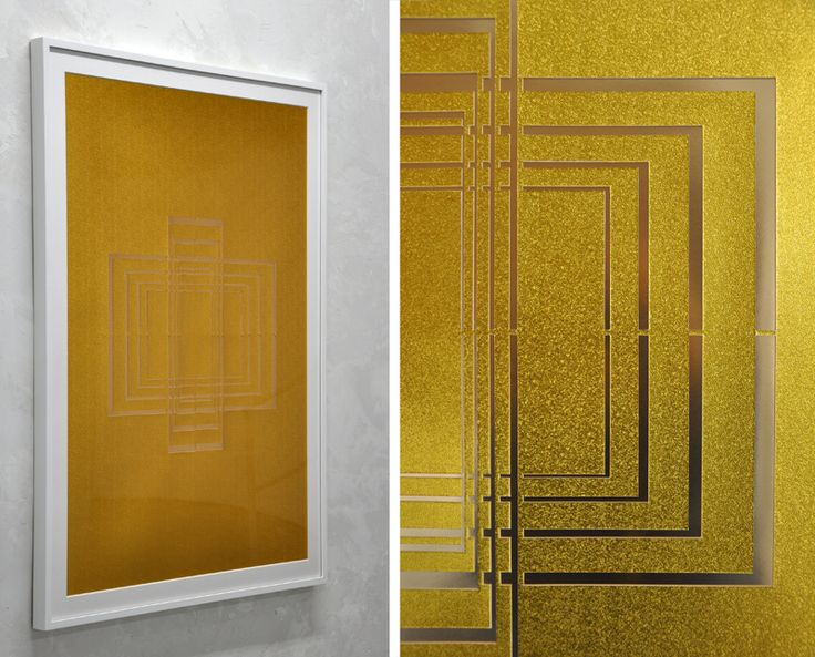 Seal #2 - Gold @The flat-Massimo Carasi, Milan