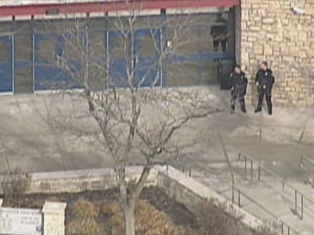 Grandview High School placed on lockdown after gun accidentally discharges in locker room