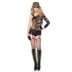 Disfraz Militar Faena