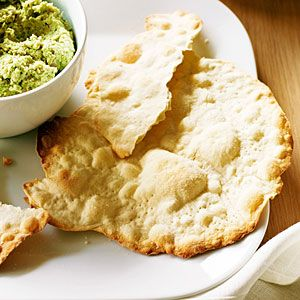 Mediterranean: Homemade Matza, an unleavened bread//Chemically leavened bread is from use of baking powder, self-rising flour, buttermilk, and baking soda. Naturally leavened bread is from use of yeast, or can create natural yeast by sitting out.