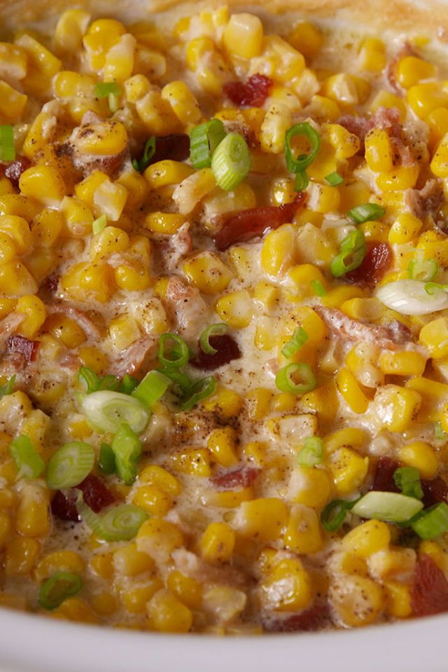 Slow-Cooker Creamed Corn... The 115 most delicious Thanksgiving sided