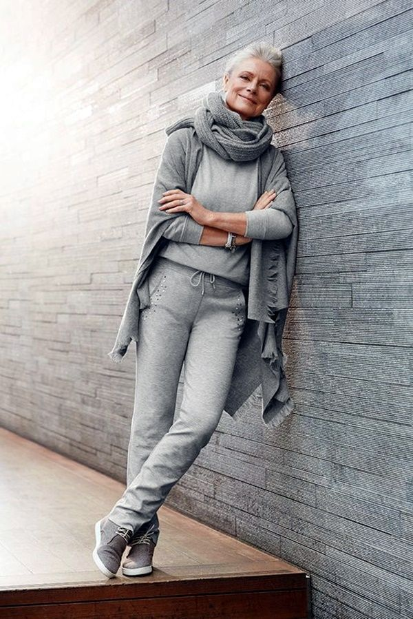 Casual Clothes For 60 Year Old Woman Hip Clothes Fashion Clothes Women Casual Chic Outfit
