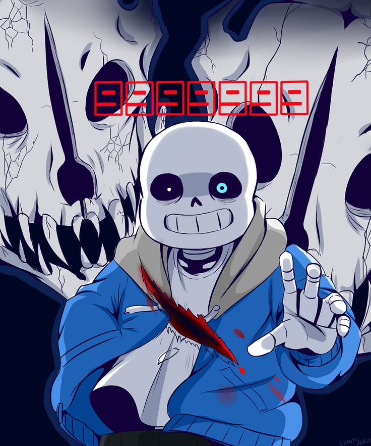 You're going to have a bad time.   Undertale: Sans ...