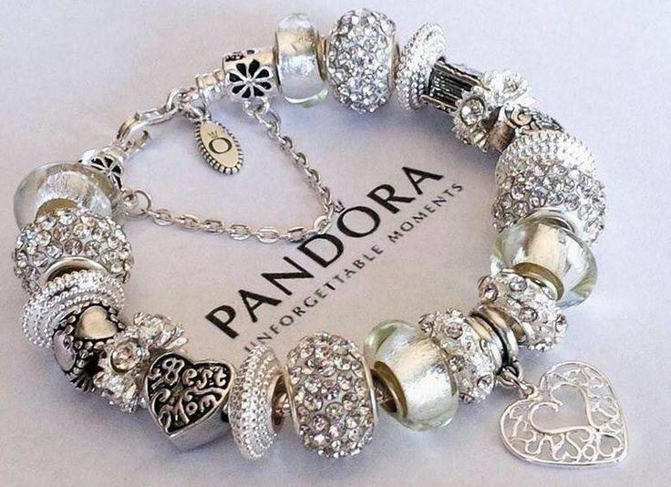 Pandora charms, colgantes pulsera Pandora