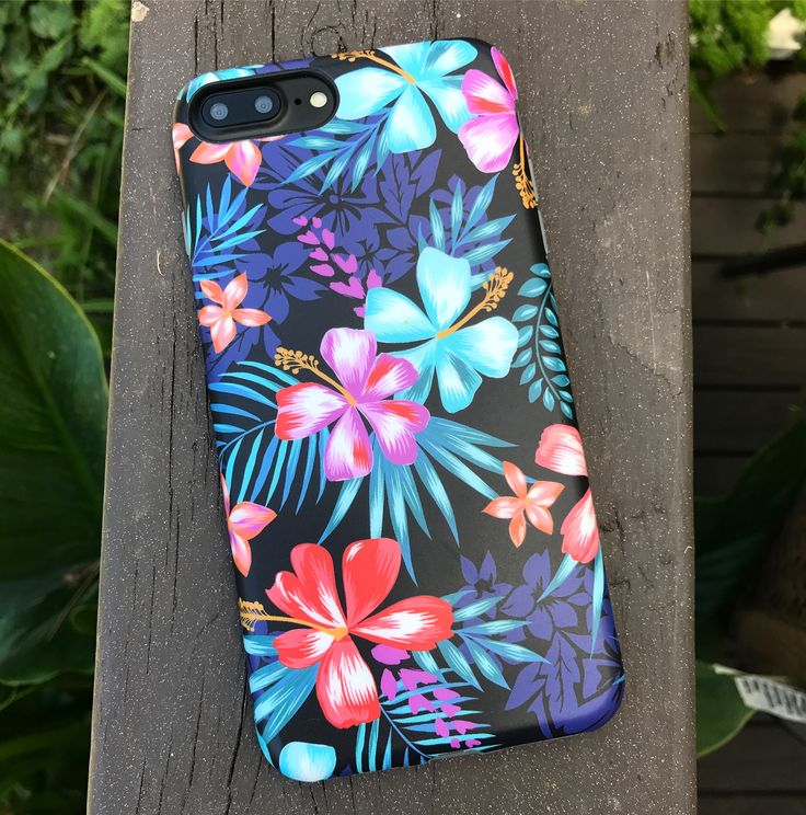 Lilac Kiss Case for iPhone 7 & iPhone 7 Plus from Elemental Cases. Shop entire collection of floral Cases at elementalcases.com