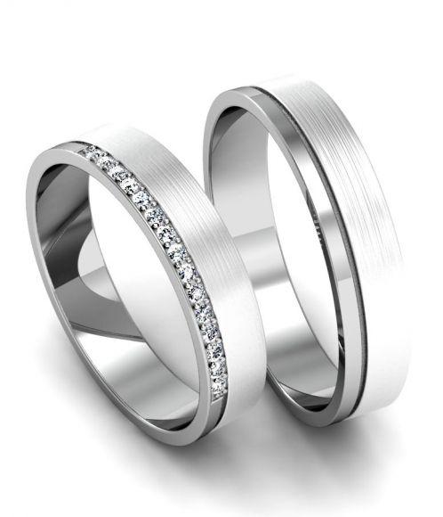 Обручальные кольца (Мод. 901)