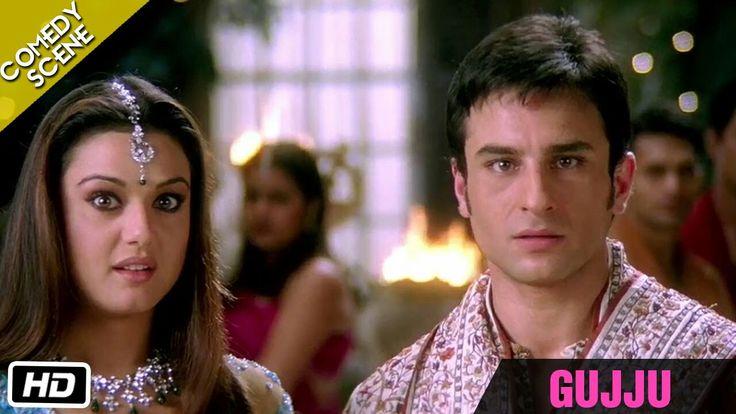 Saif Ali Khan e Preity Zinta