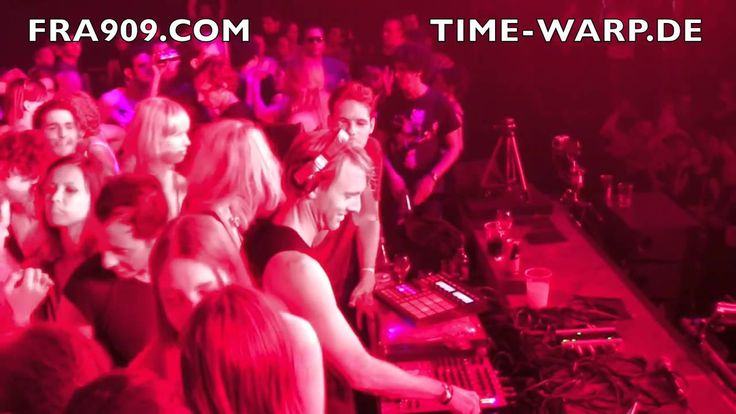 FRA909 Tv - RICHIE HAWTIN CLOSING 6 HRS SET @ TIME WARP 2011 HD
