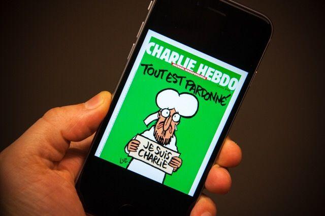 Appli Charlie Hebdo
